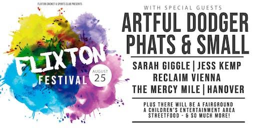 Flixton Festival 2019