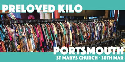 Portsmouth Preloved Vintage Kilo