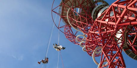 Abseil the Arcelormittal Orbit with The Kids Network tickets