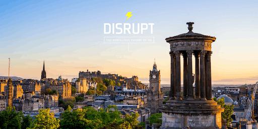 DisruptHR Edinburgh #2