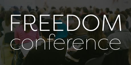 Freedom Conference  (formerly the Grace Life Conference) - Charlotte or Online-Live tickets