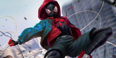 Spider-Man: Into the Spider-Verse (+ Pizza!)