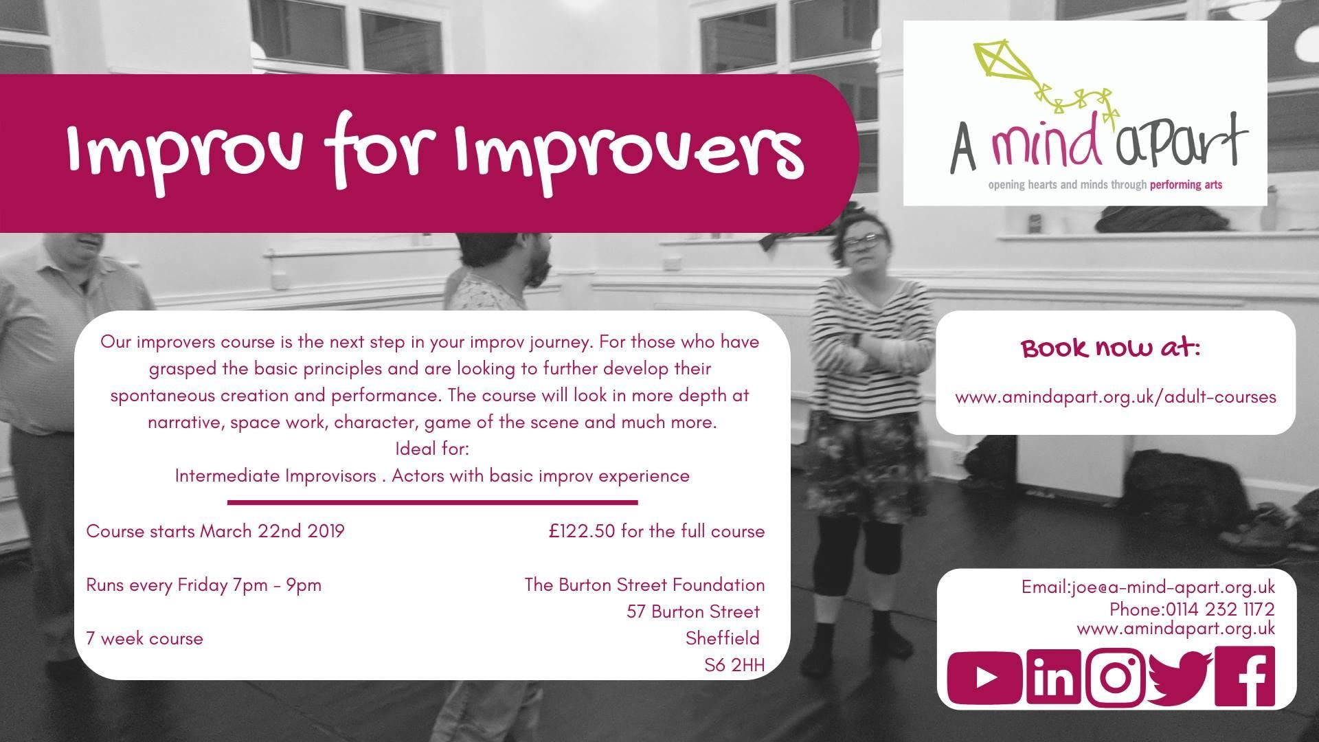 Improv for Improvers