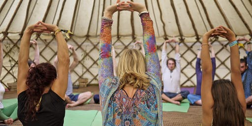 SATURDAY 27th JULY - YOGA