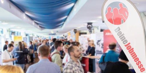 8. Jobmesse Rostock am 05. September 2019 im Ostseestadion