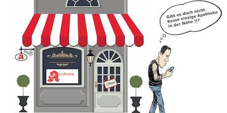 Online-Marketing Zusammenhänge verständlich erklärt für KMU Tickets