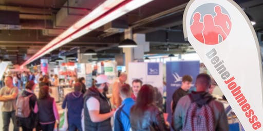 10. Jobmesse Hamburg am 11. September 2019 im Millerntor-Stadion