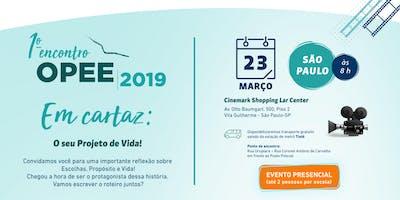 1º Encontro OPEE/ FTD 2019 (EVENTO PRESENCIAL)