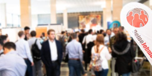 10. Jobmesse Nürnberg am 18. September 2019 in der Meistersingerhalle