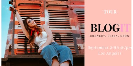 BlogIt LA tickets