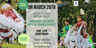 Report Back on Indigenous Children\