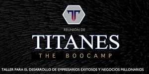 REUNIÓN DE TITANES  | 1ERA CONFERENCIA DE CRECIMIENTO...