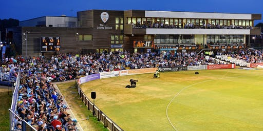 Cricket with Afternoon Tea and networking