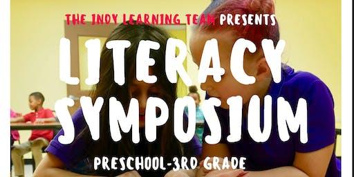 Preschool-3rd Grade Literacy Symposium