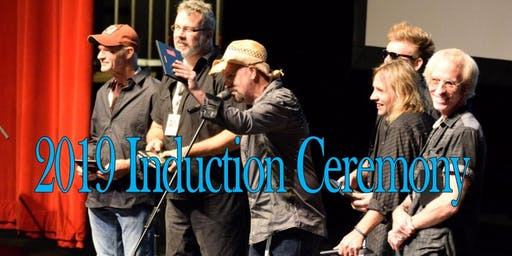 Iowa Rock 'n Roll Music Association's 2019 Induction Ceremony
