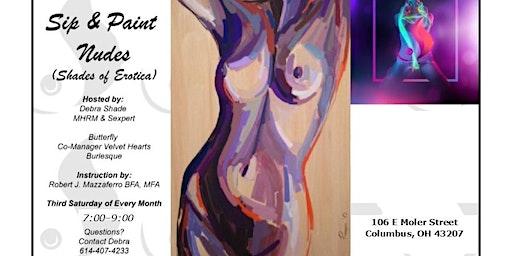 Paint & Sip Nudes