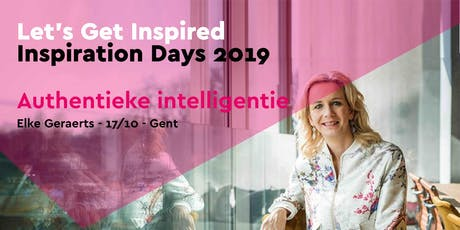 Inspiration Day: Authentieke intelligentie tickets