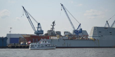 The Bath Iron Works Story: By Land & Sea tickets