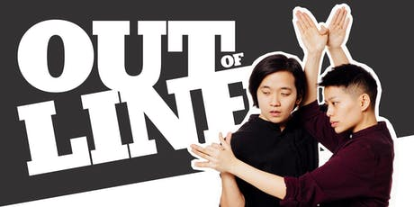 """Out of Line: """"Twice the Moon"""" by MOONCAKE COLLECTIVE  tickets"""