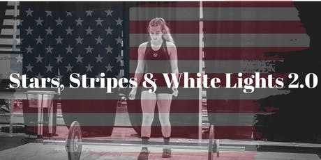 Stars, Stripes and White Lights 2.0 tickets