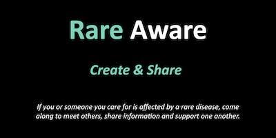 Rare Aware Create & Share