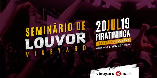 Seminário de Louvor Vineyard - 2019