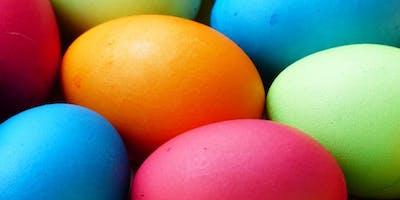 Friends of tarleton Library Easter Crafts (Tarleton) #easterfun