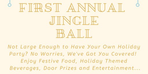 1st Annual Jingle Ball Luncheon