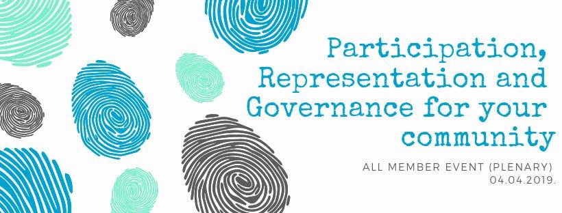 Participation, Representation and Good Governance