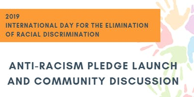 Day for the Elimination of Racial Discrimination Community Discussion
