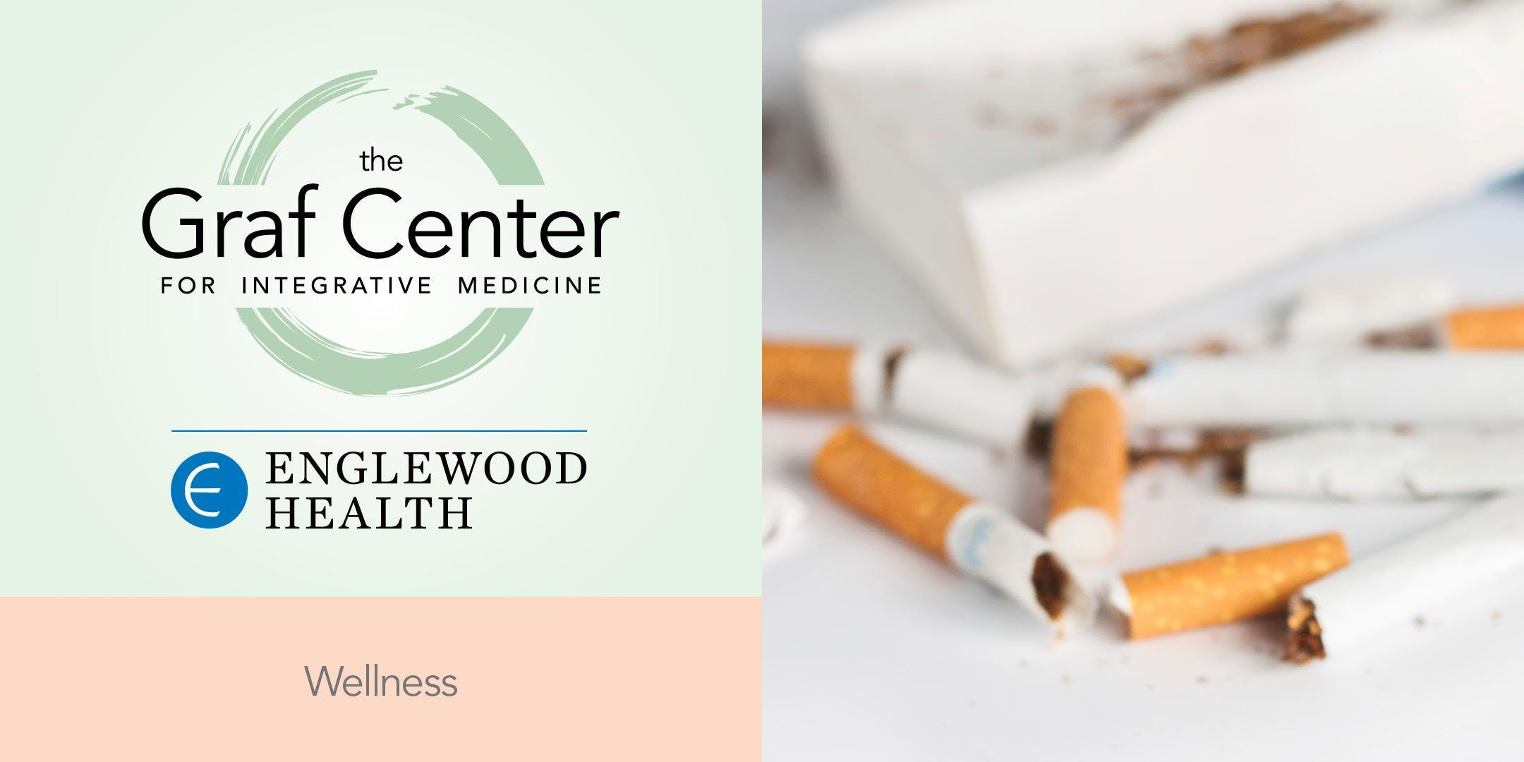 More info: Pack It Up: Smoking Cessation Program with Acupuncture (8-Session Series)