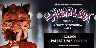 The Musical Box: A Genesis Extravaganza 2020 (Palladium, London)