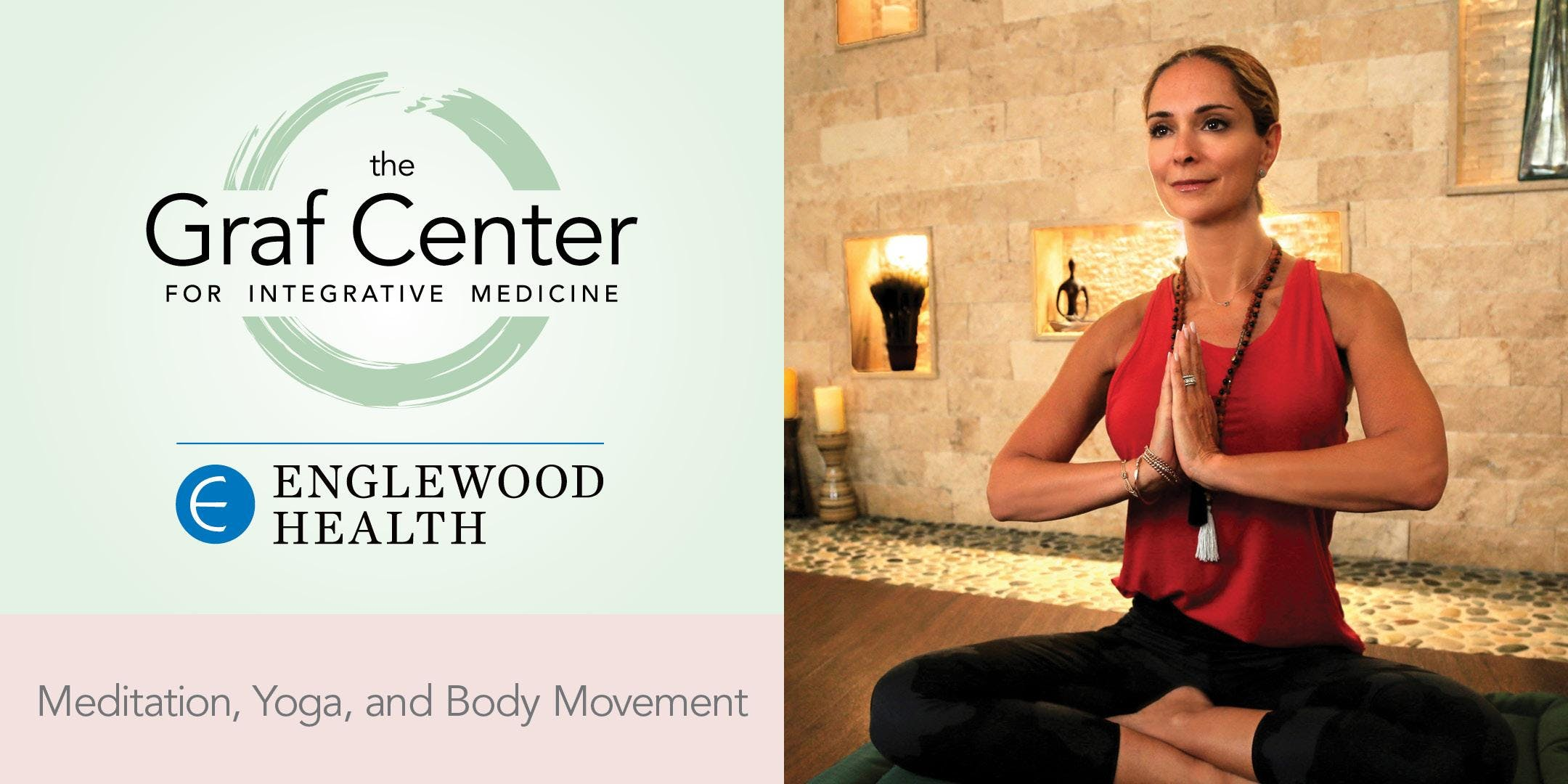 More info: Gentle Movement and Meditation (8-Session Series)
