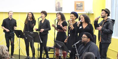 Song Circle with Thrive Choir Members