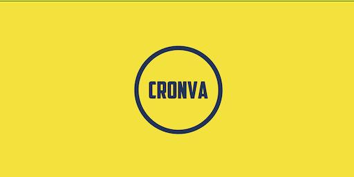 Lansiad CRONVA Launch