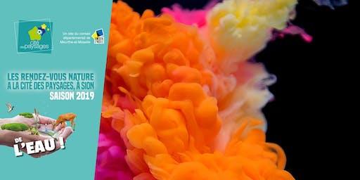 Atelier artistique: Aquarelle dans l'eau d'après Sarkis (accès libre)