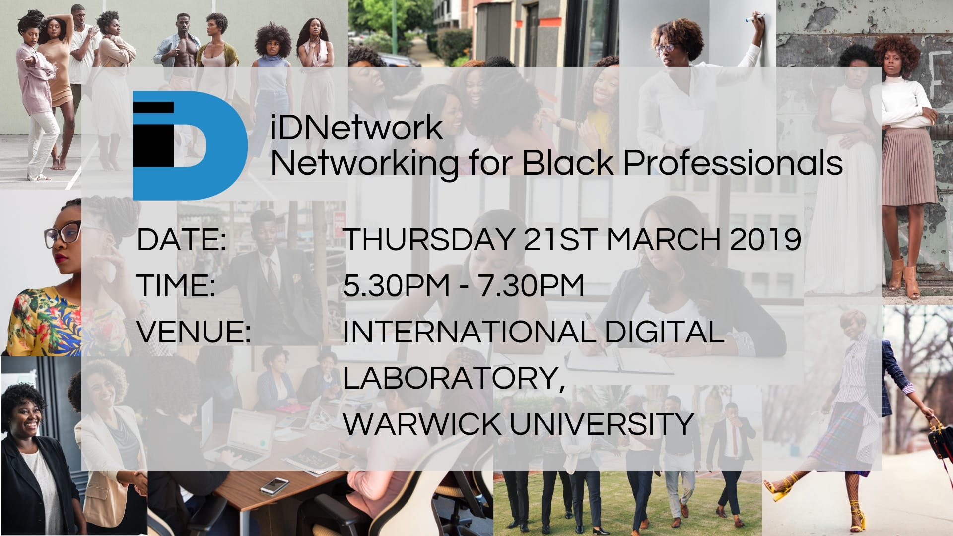 iDNetwork - Stereotypes: Working Whilst Black