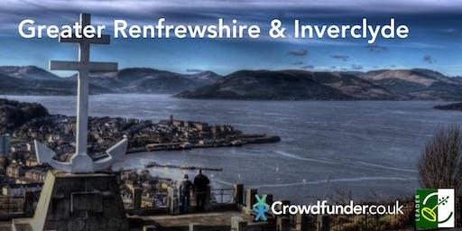 Crowdfund Scotland: Greater Renfrewshire and Inverclyde - Eaglesham