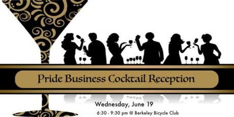 Pride in Business: Pride Business Cocktail Reception tickets