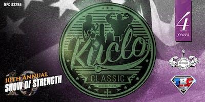 NPC Kuclo Classic | Show of Strength 2019
