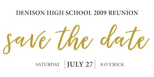 DHS 2009 Class Reunion