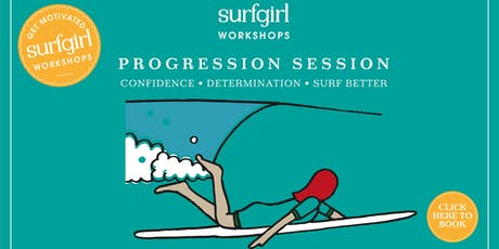 SurfGirl Progression Session tickets