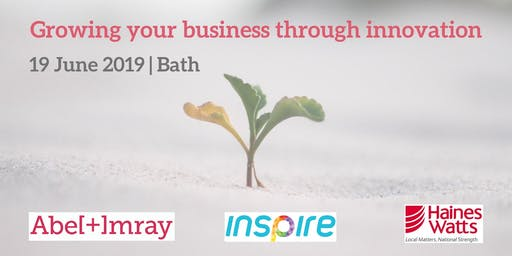 Growing your business through innovation