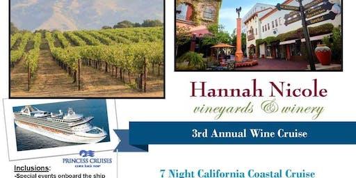 7 Night California Coastal Cruise