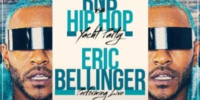 Eric Bellinger Performing Live on The Hornblower Infinity Yacht