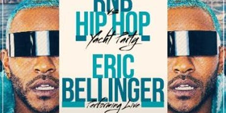 Eric Bellinger Performing on the Hornblower Infinity Yacht tickets