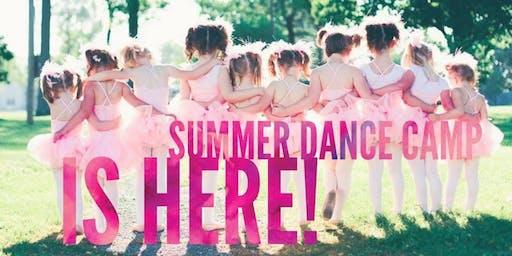 Summer Dance Camps 2019 (August)