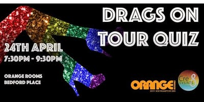 DRAGS on TOUR QUIZ
