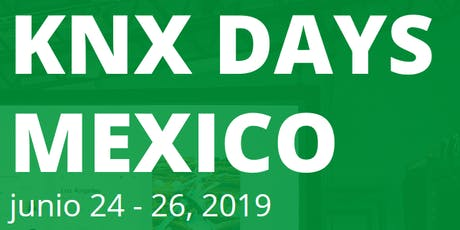 KNX Days México entradas