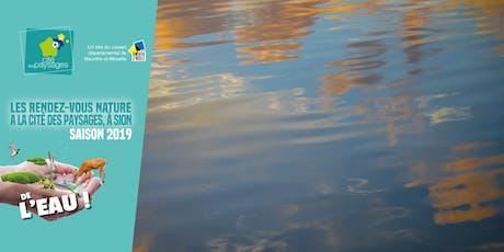 Atelier bricolage: Petits jeux aquatiques (accès libre) billets